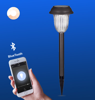 SMAlux 3W Bluetooth Control Smart LED Path Light