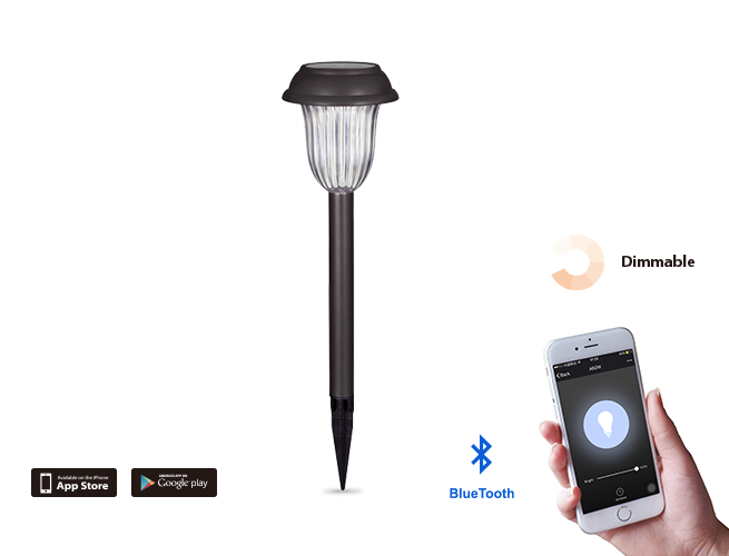 SMAlux 6W Bluetooth Control Smart LED Path Light