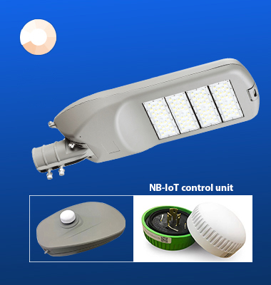SMAlux NB-IoT Street Light
