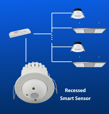 Smart Sensor Lighting Control