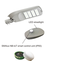 Perfect NB-IoT street light system