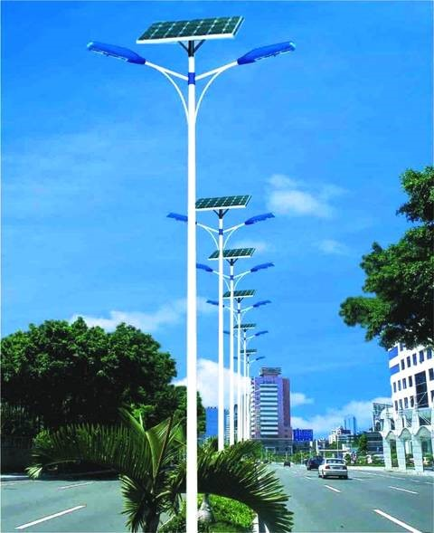 Application of NB-IoT street light