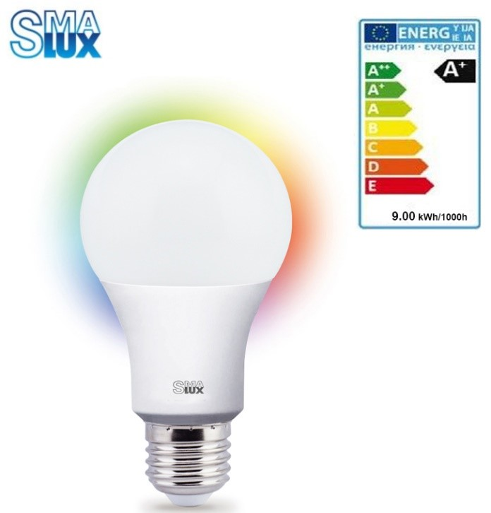 A60 Smart Light Bulb of Low Energy Consumption
