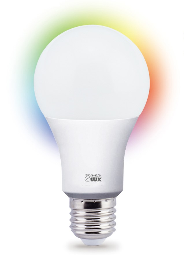 SMAlux A60 Smart Light Bulb Material