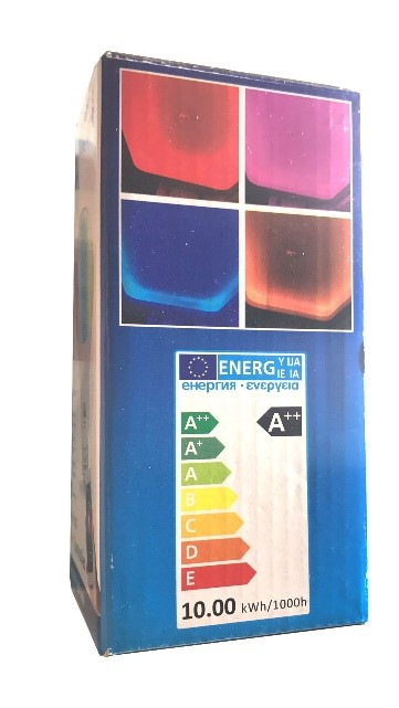 5- A21 Smart LED Light Bulb Package-Color Box