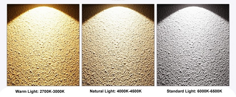 SMAlux Motion Sensor Stair Light-Different Color Temperature Effect