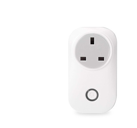 SMALUX Single socket (UK version)