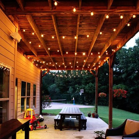Get Creative in the patio