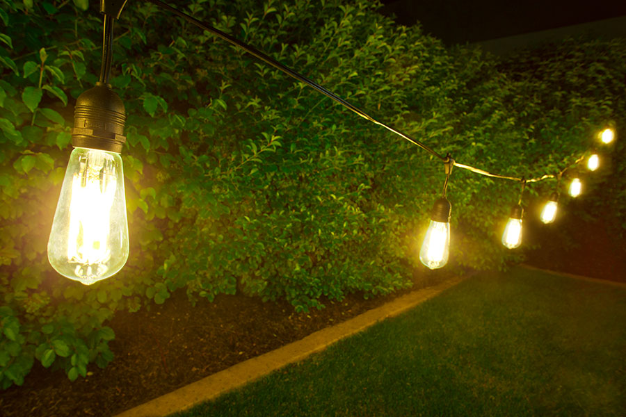 Remote Control String Light Outdoor