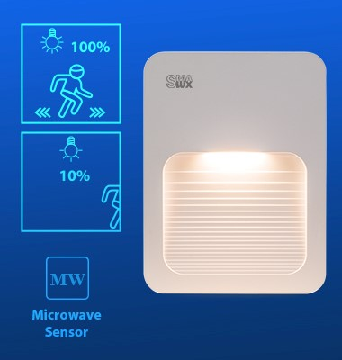 Indoor Smart Light: Motion Sensor Stair Light