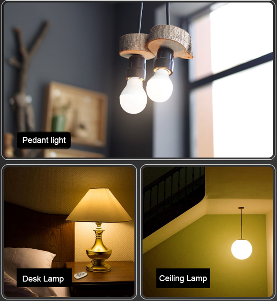 A19 Smart LED Light Bulb – Multiply Usage