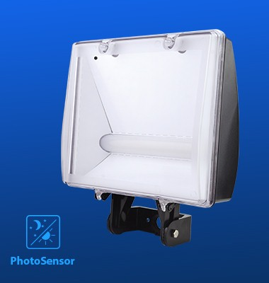Outdoor Smart Light Sensor Flood Light