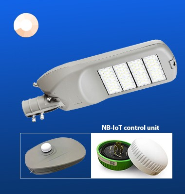 Outdoor Smart Light NB-lot Street Light