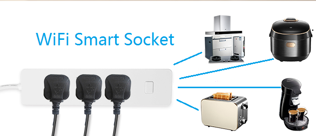 Wi-Fi smart socket is your Home Assistant