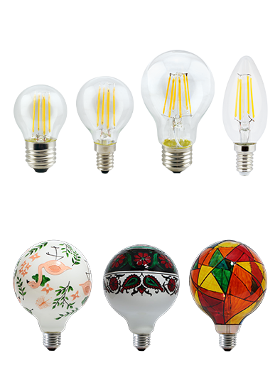 Best LED filament bulb Manufacturer