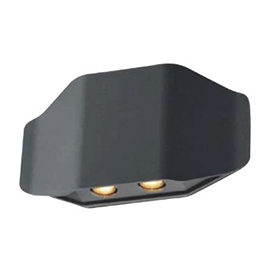WL-N03IP-2W Outdoor Wall Light
