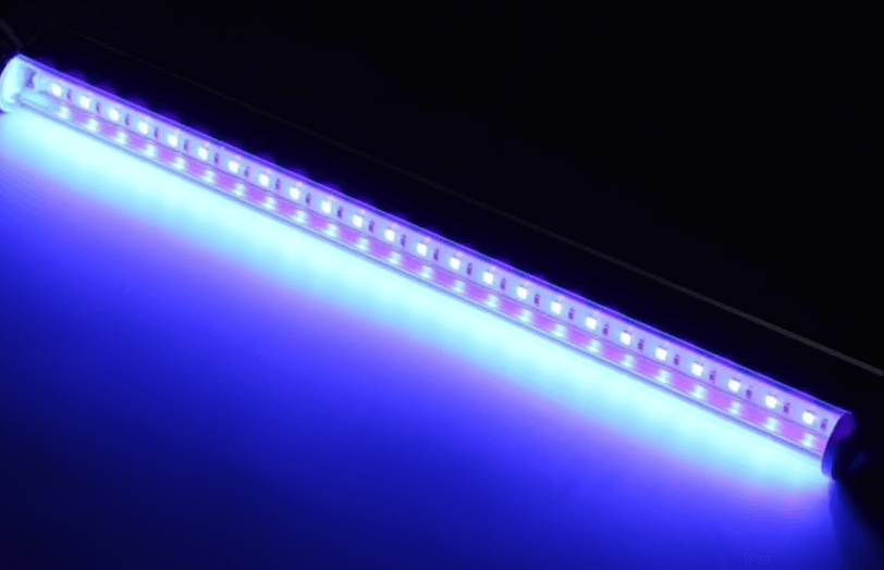 LED tube black light
