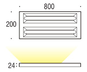RU_F-S130 Floor Light