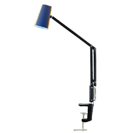 TLE-504C Clip on Desk Lamp