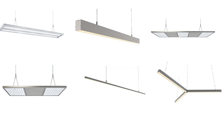 Office pendant light